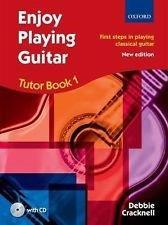 Debbie Cracknell Enjoy Playing Guitar Tutor Book 1